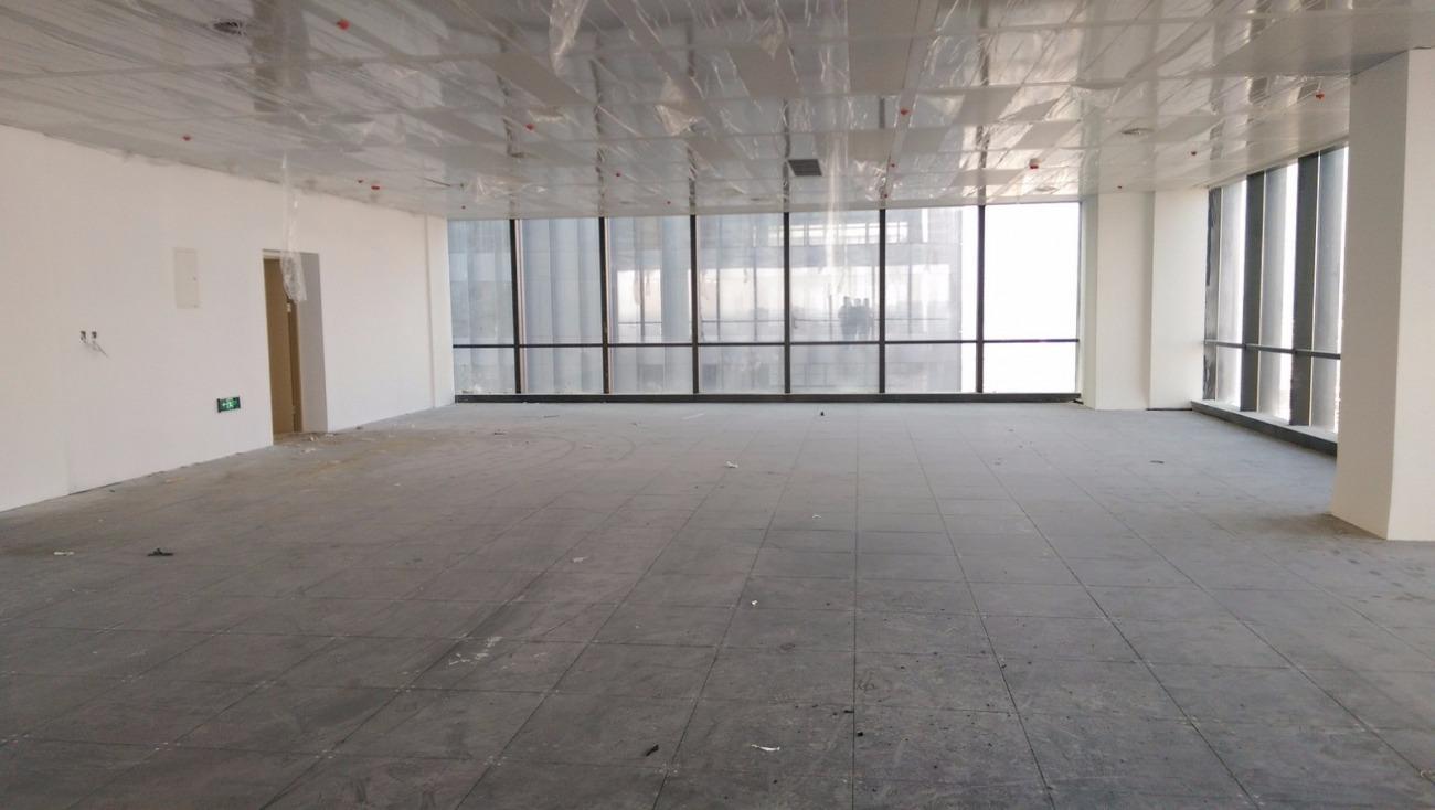 前滩世贸中心二期出租654平写字楼标准交付