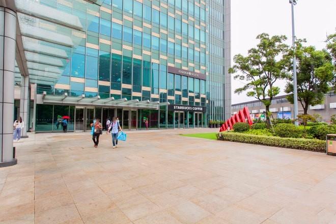 紫竹国际大厦