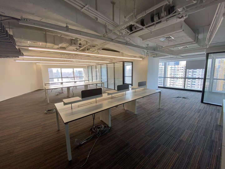 宝矿国际大厦出租507平写字楼有装修无家具