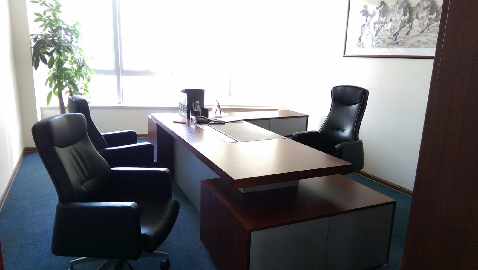 岚桥国际大厦出租745平办公室精装修带家具
