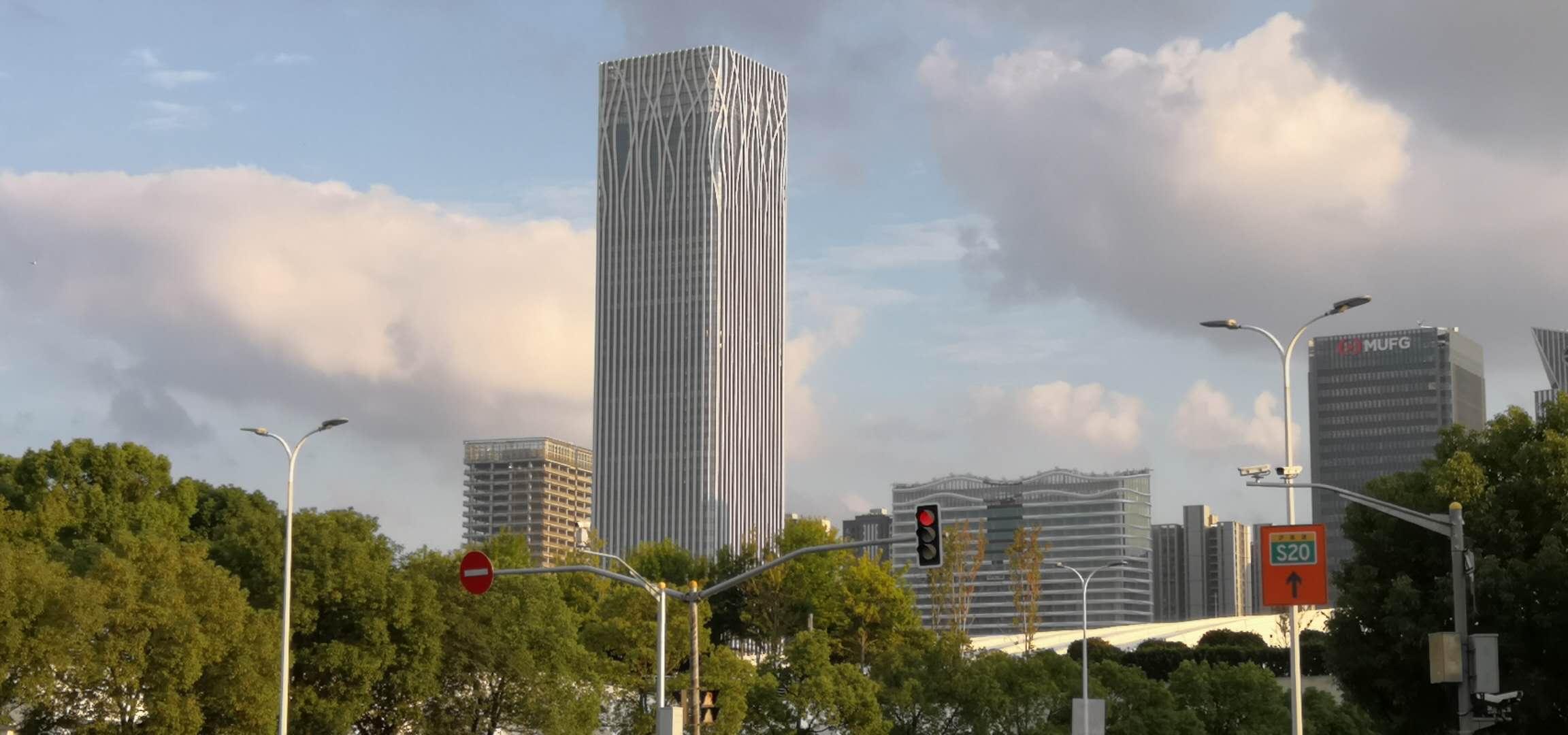 前滩中心大厦