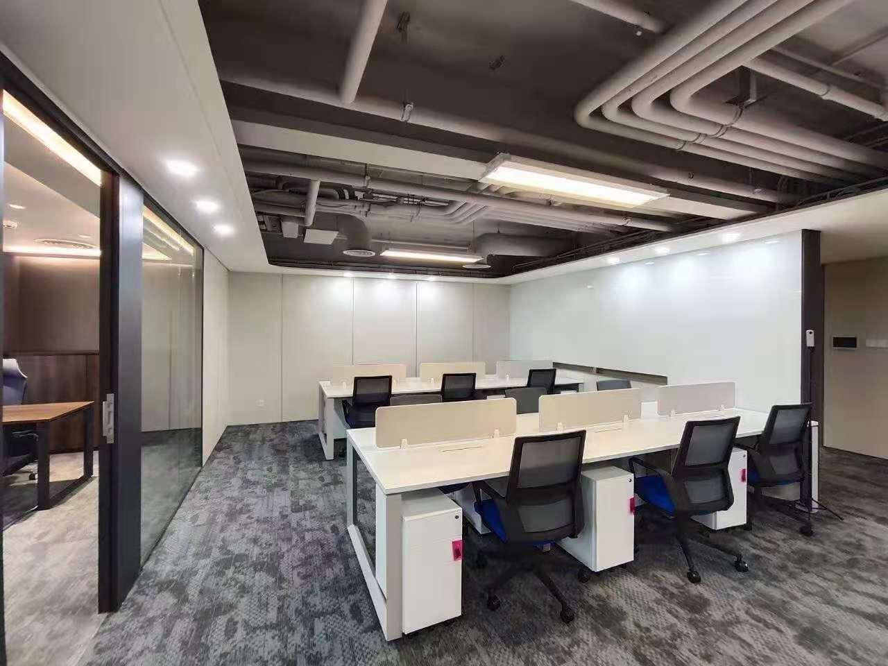 新世界大厦K11出租554平写字楼精装修带家具