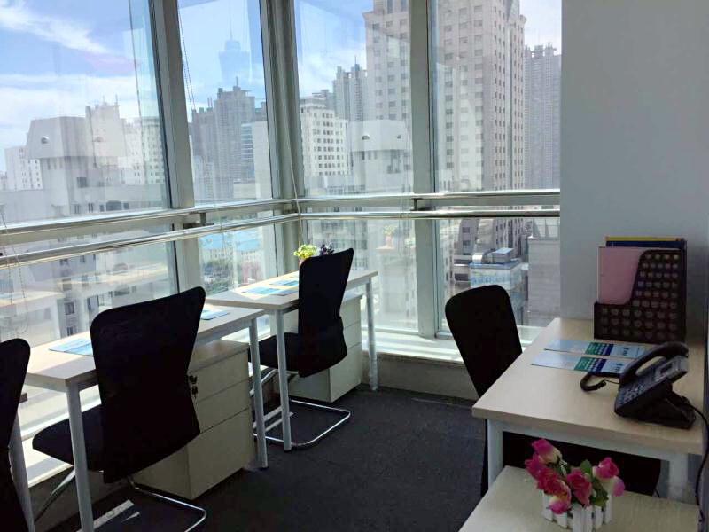 中融恒瑞国际大厦创富港出租4人间带窗户现房
