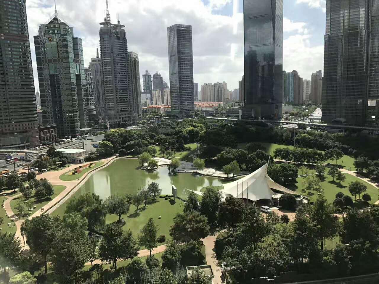 上海银行大厦