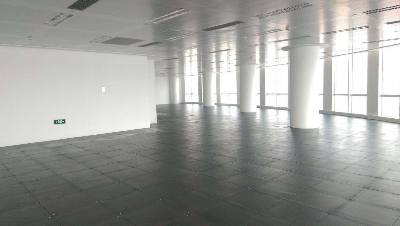 滨江万科中心出租946平写字楼标准交付