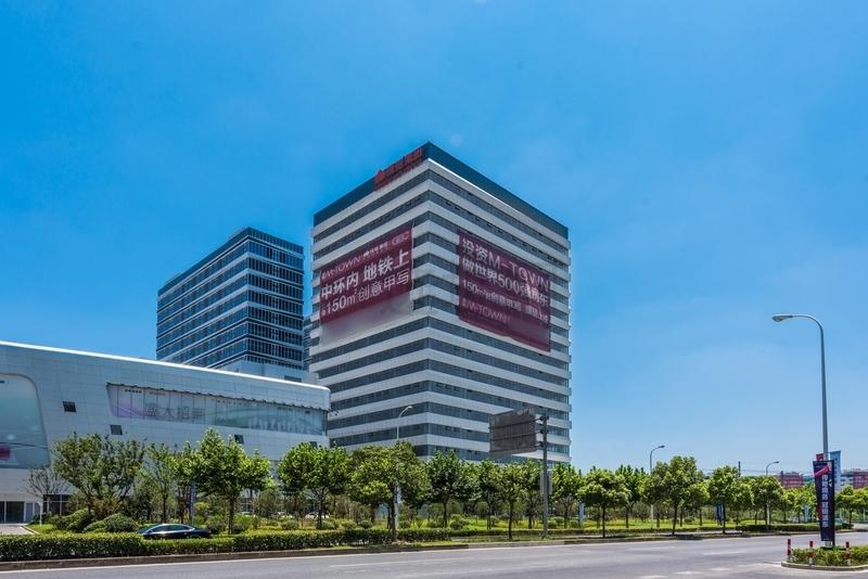 绿地智创商务中心