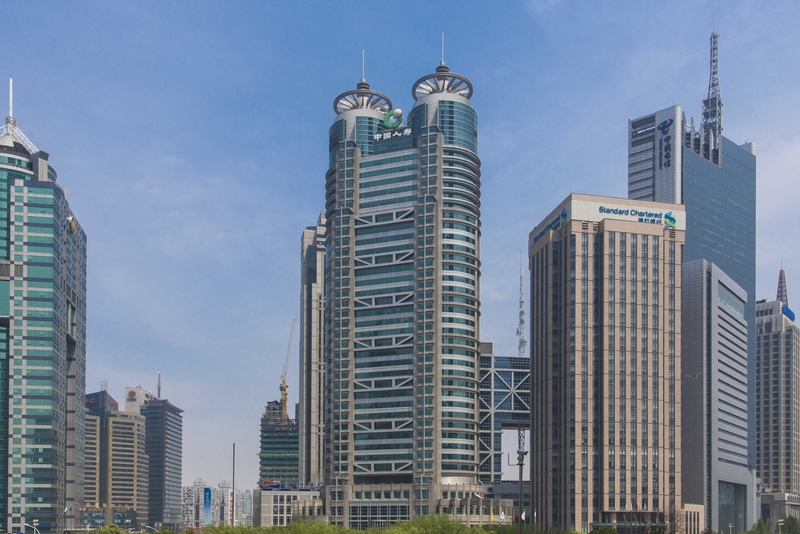 中国保险大厦