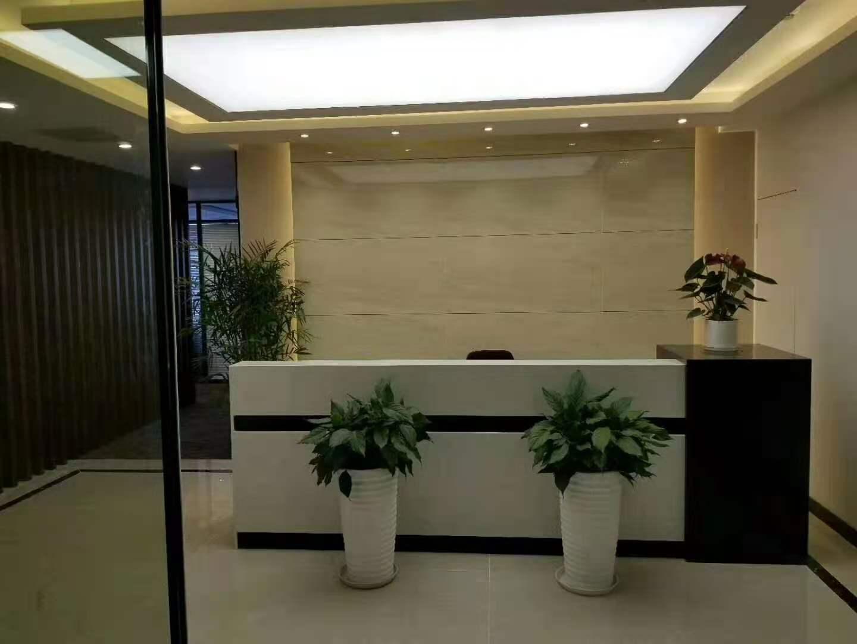 宝矿国际大厦出租490平写字楼精装修带家具