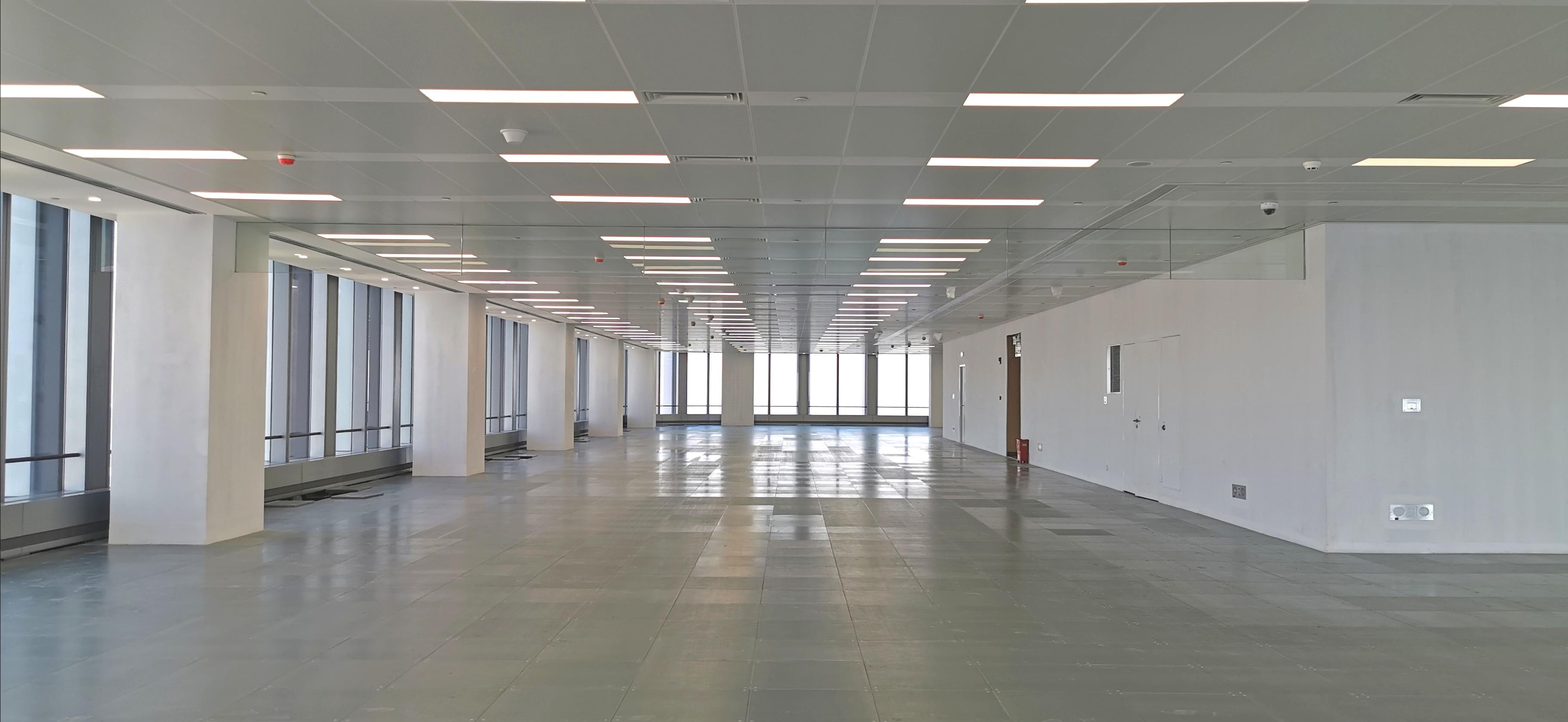 前滩中心大厦出租654平写字楼标准交付