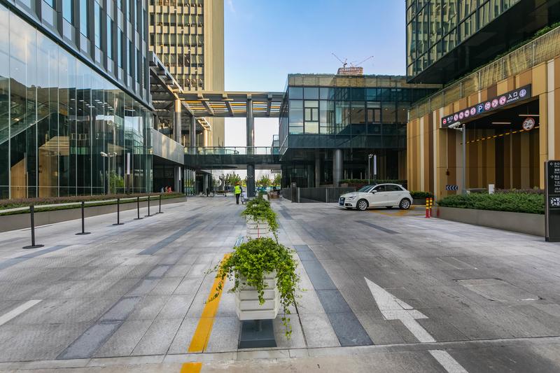 前滩世贸中心一期B栋