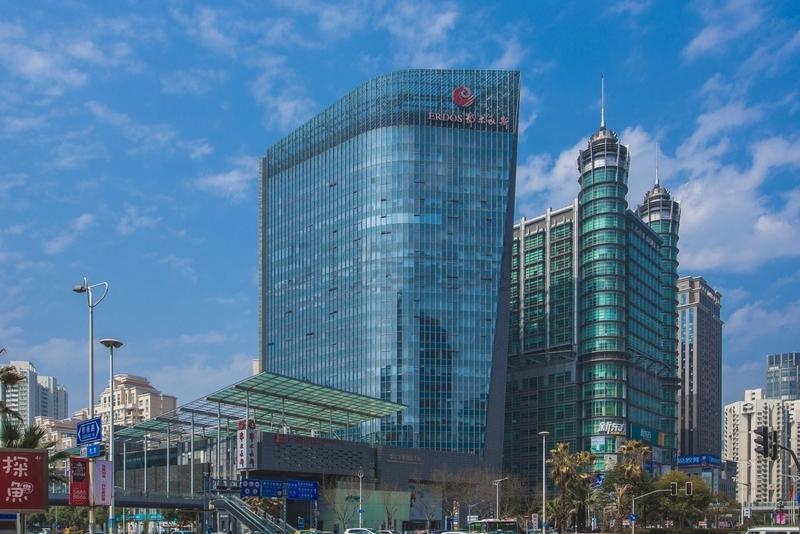鄂尔多斯大厦