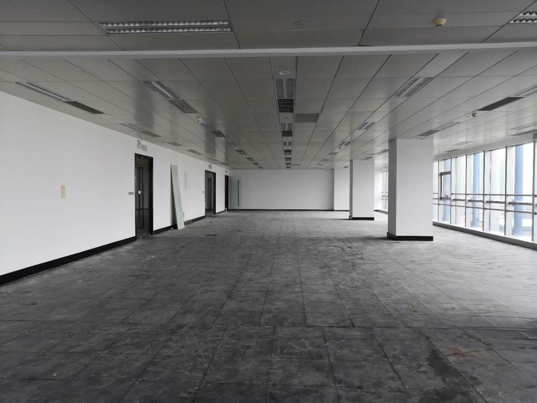 建工大唐国际广场出租473平写字楼标准交付