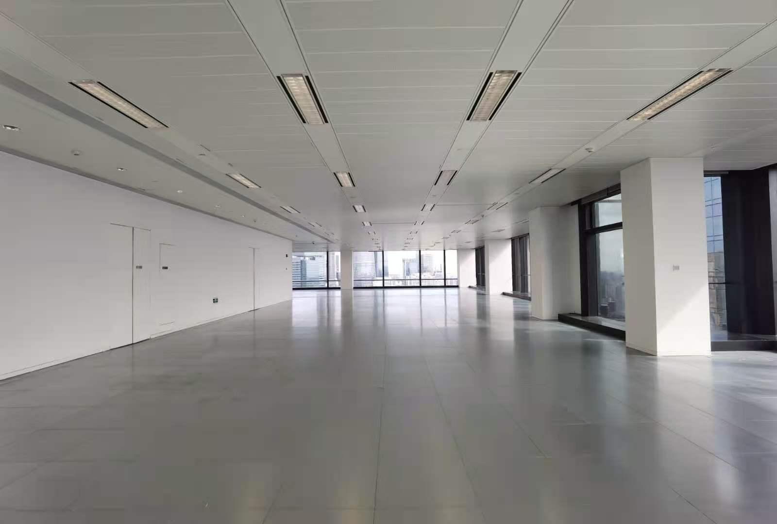 BFC外滩金融中心出租684平写字楼标准交付