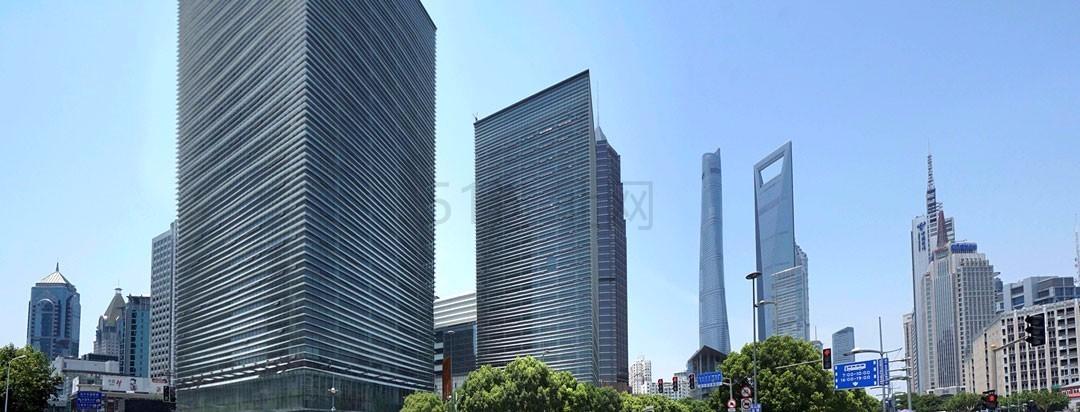 陆家嘴金融广场