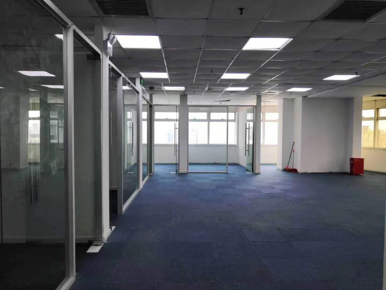 仙乐斯广场出租265平写字楼有装修无家具