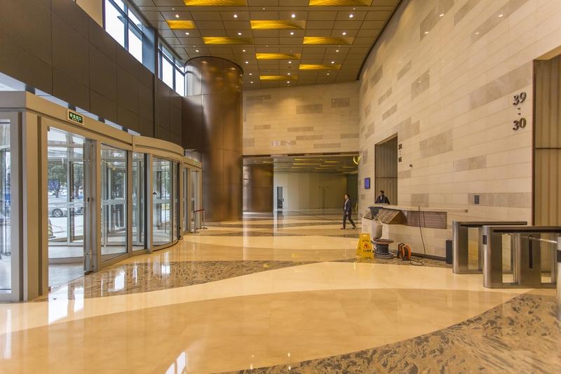 平安滨江金融中心(歌斐中心)