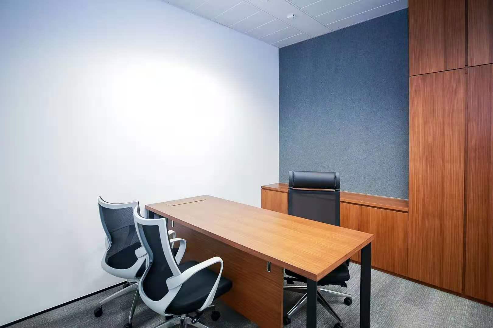 BFC外滩金融中心出租464平写字楼有装修无家具