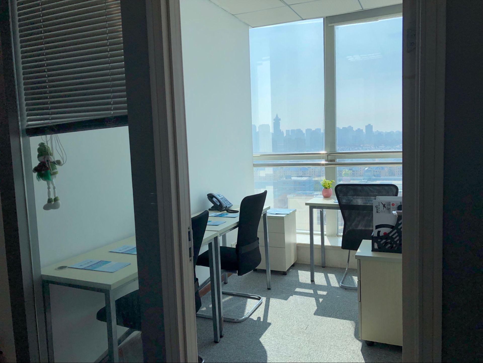 中融恒瑞国际大厦创富港出租3人间带窗户现房