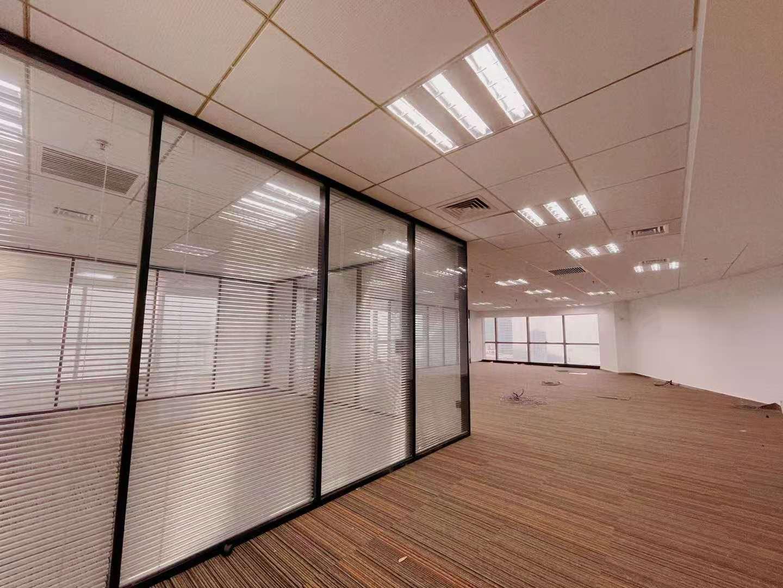 宝矿国际大厦出租825平写字楼有装修无家具