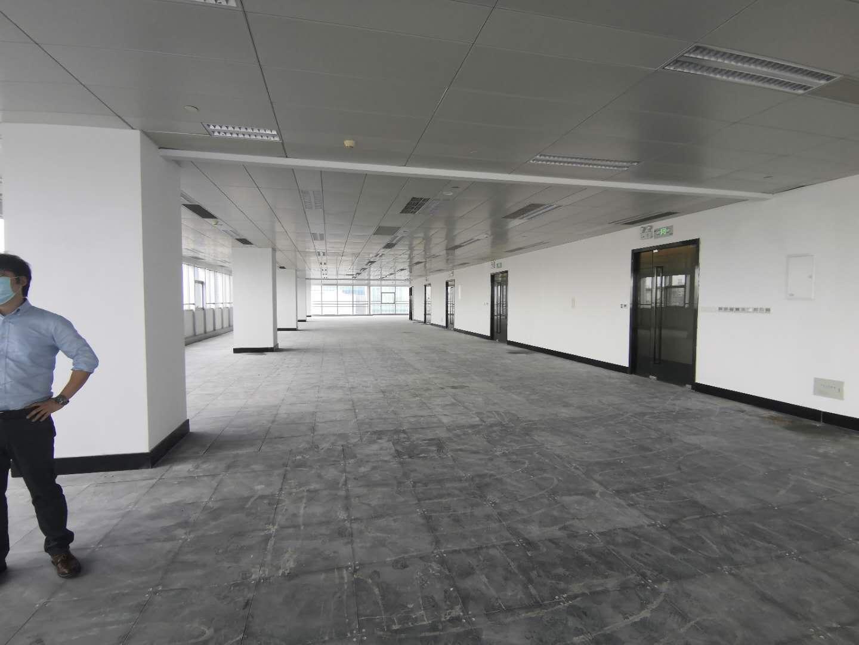 建工大唐国际广场出租1654平写字楼标准交付