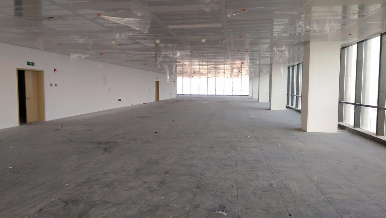 前滩世贸中心一期出租654平写字楼标准交付