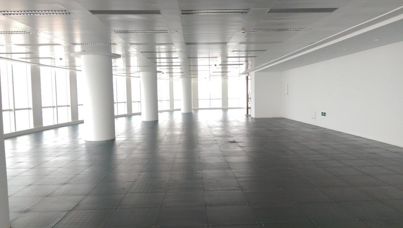 滨江万科中心出租1245平写字楼标准交付