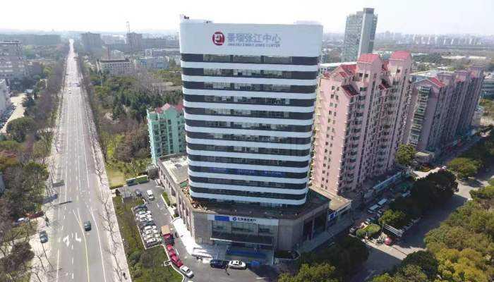 景瑞张江中心
