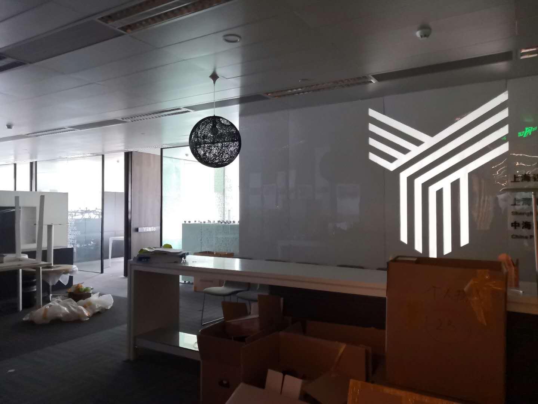 上海华电大厦出租287平办公室精装修带家具