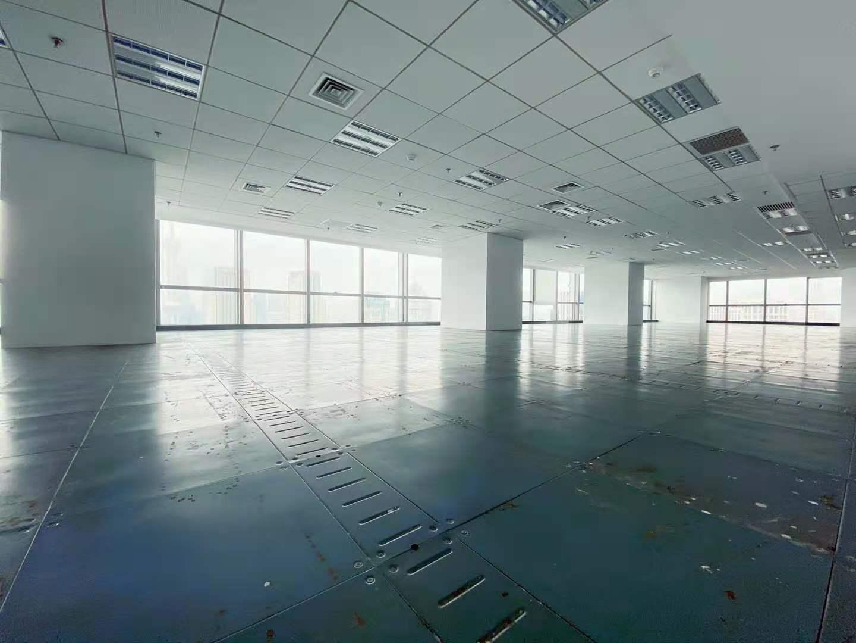 宝矿国际大厦出租740平写字楼标准交付