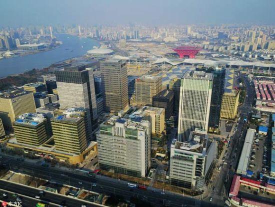 中金上海大厦
