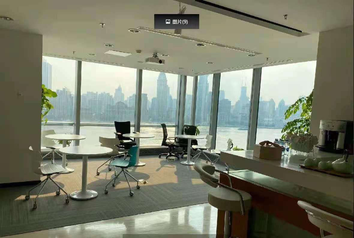 花旗集团大厦出租752平办公室精装修带家具