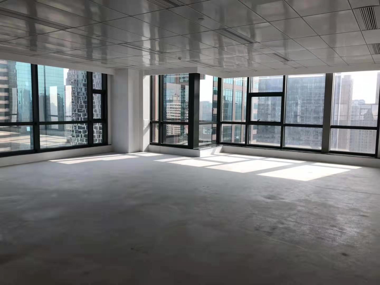 博银国际大厦出租245平写字楼标准交付