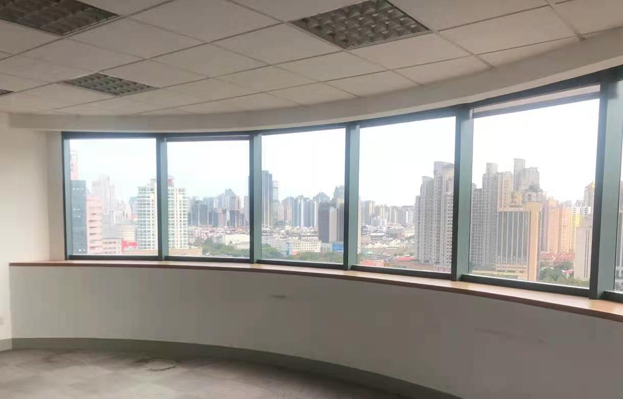 远洋商业大厦(原东海商业中心)出租197平写字楼标准交付