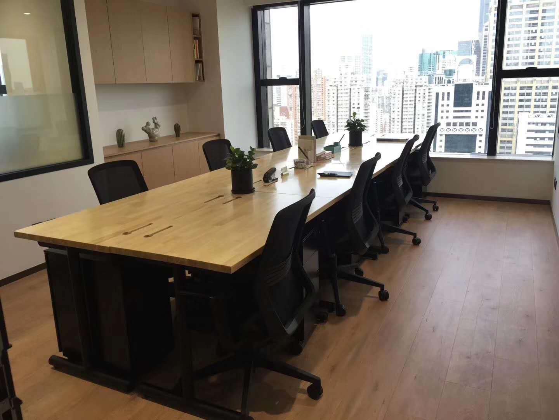 香港新世界大厦K11氪空间Krspace出租6人间带窗户现房