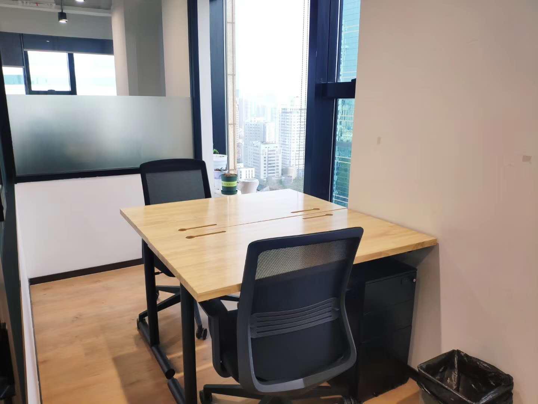 香港新世界大厦K11氪空间Krspace出租3人间带窗户现房