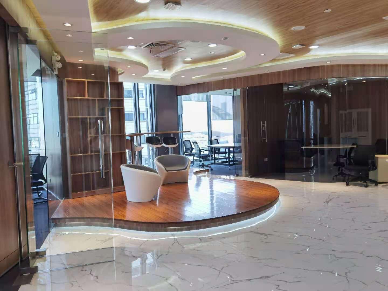 歌斐中心出租564平写字楼精装修带家具