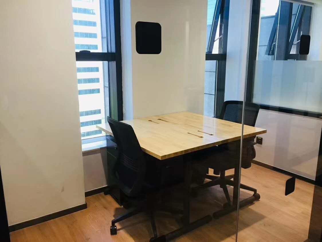 香港新世界大厦K11氪空间Krspace出租2人间带窗户现房