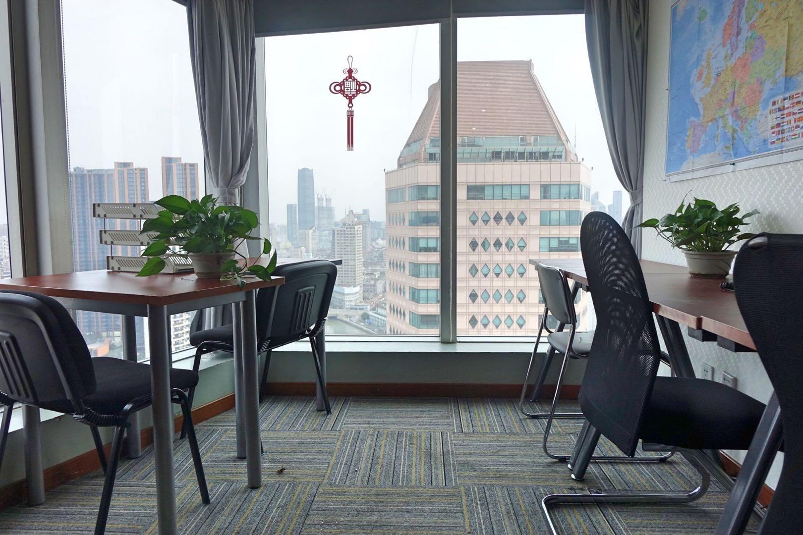 科技京城第一际企业孵化园出租4人间带窗户现房