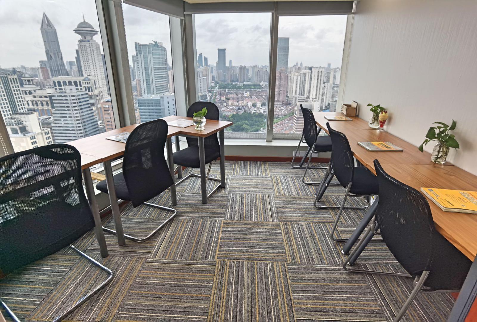 科技京城第一际企业孵化园出租6人间带窗户现房