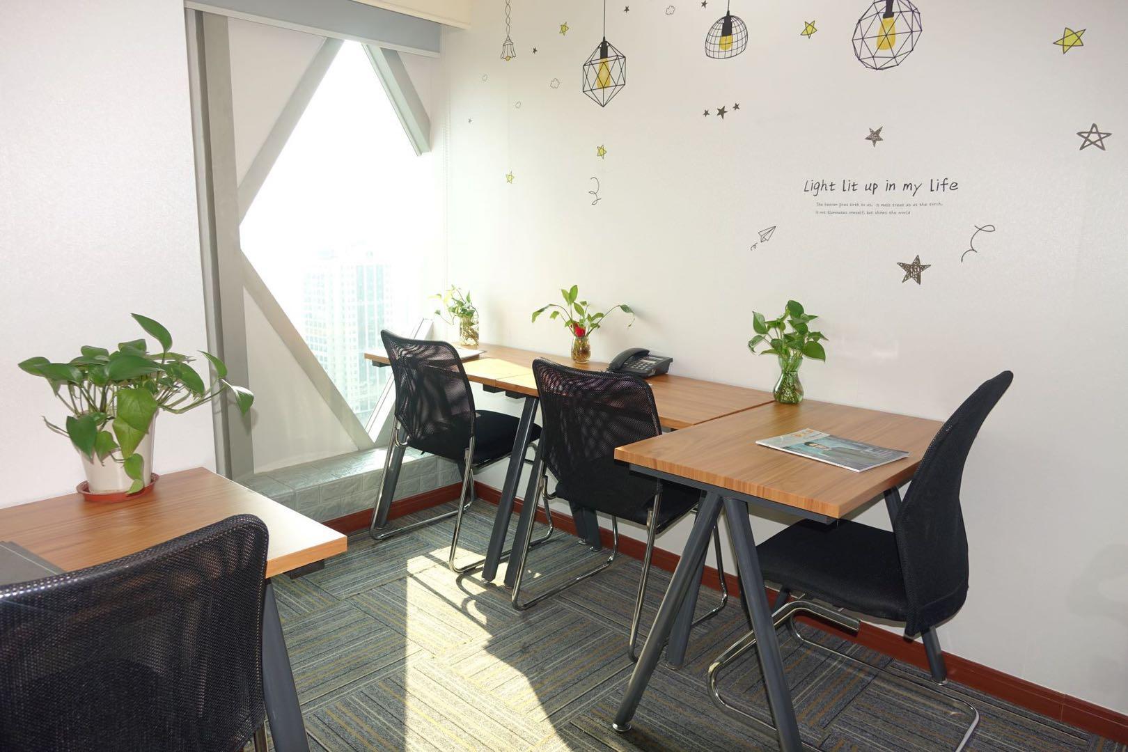 科技京城第一际企业孵化园出租3人间带窗户现房