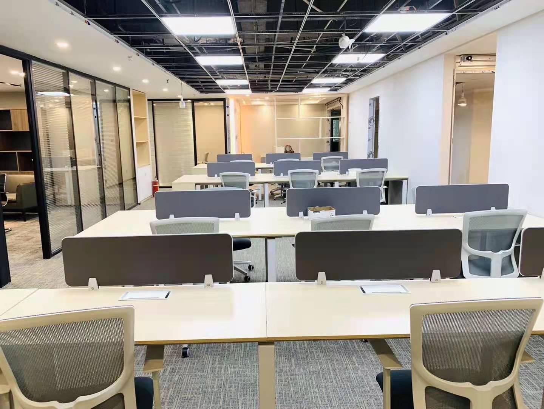 钱江大厦出租350平办公室精装修带家具