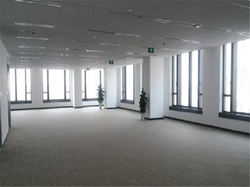 长泰广场B栋出租583平写字楼标准交付