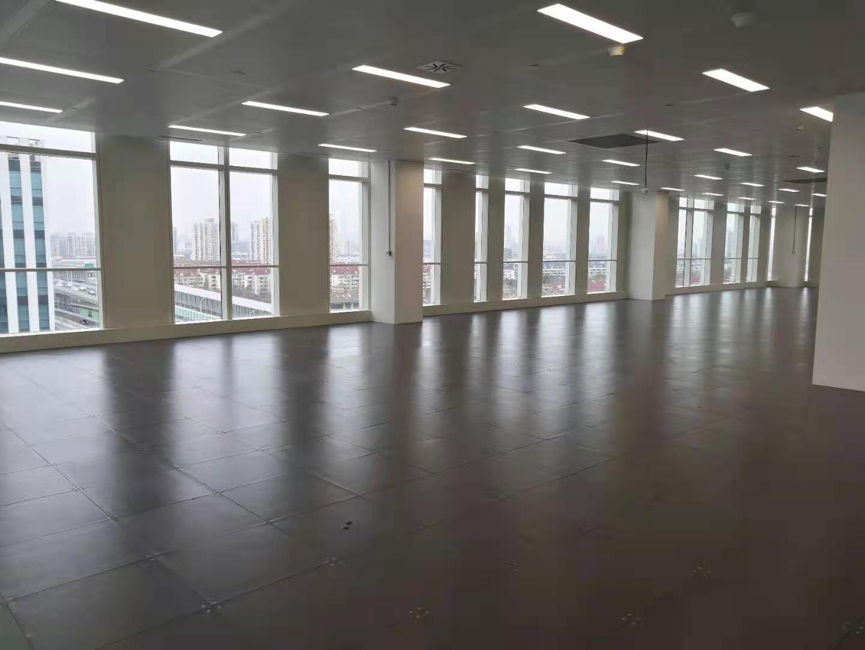 前滩世贸中心三期出租1520平写字楼标准交付