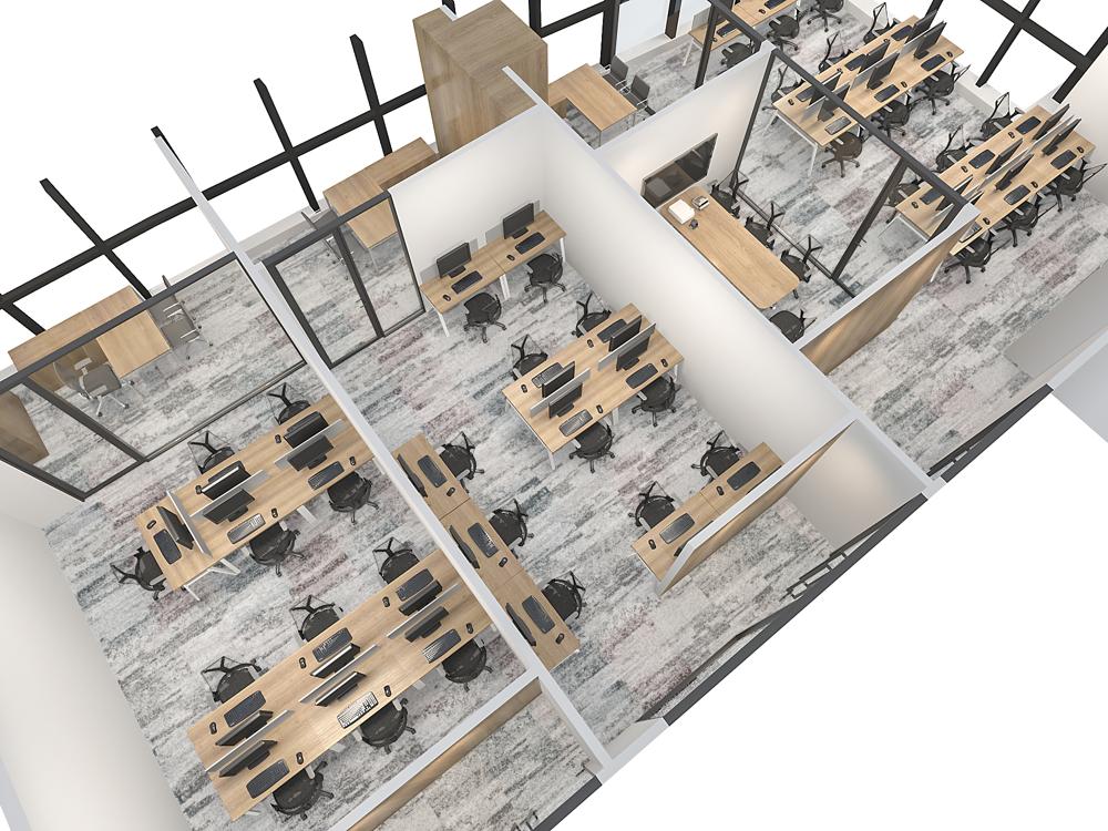 时代金融中心出租多套精装修带家具定制装修