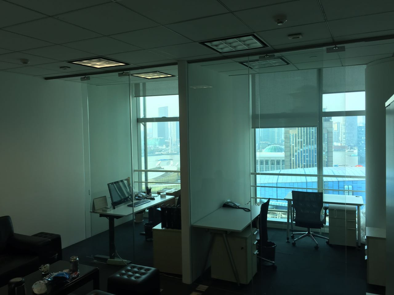 未来资产大厦TEC德事出租6人间带窗户现房