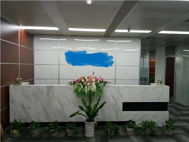 鄂尔多斯大厦出租478平办公室精装修带家具