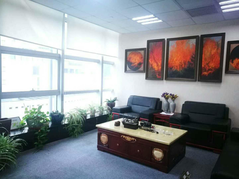 中融国际商城出租379平办公室精装修带家具