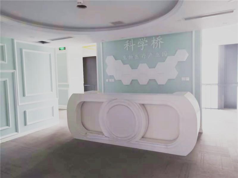 SOHO复兴广场出租370平写字楼有装修无家具