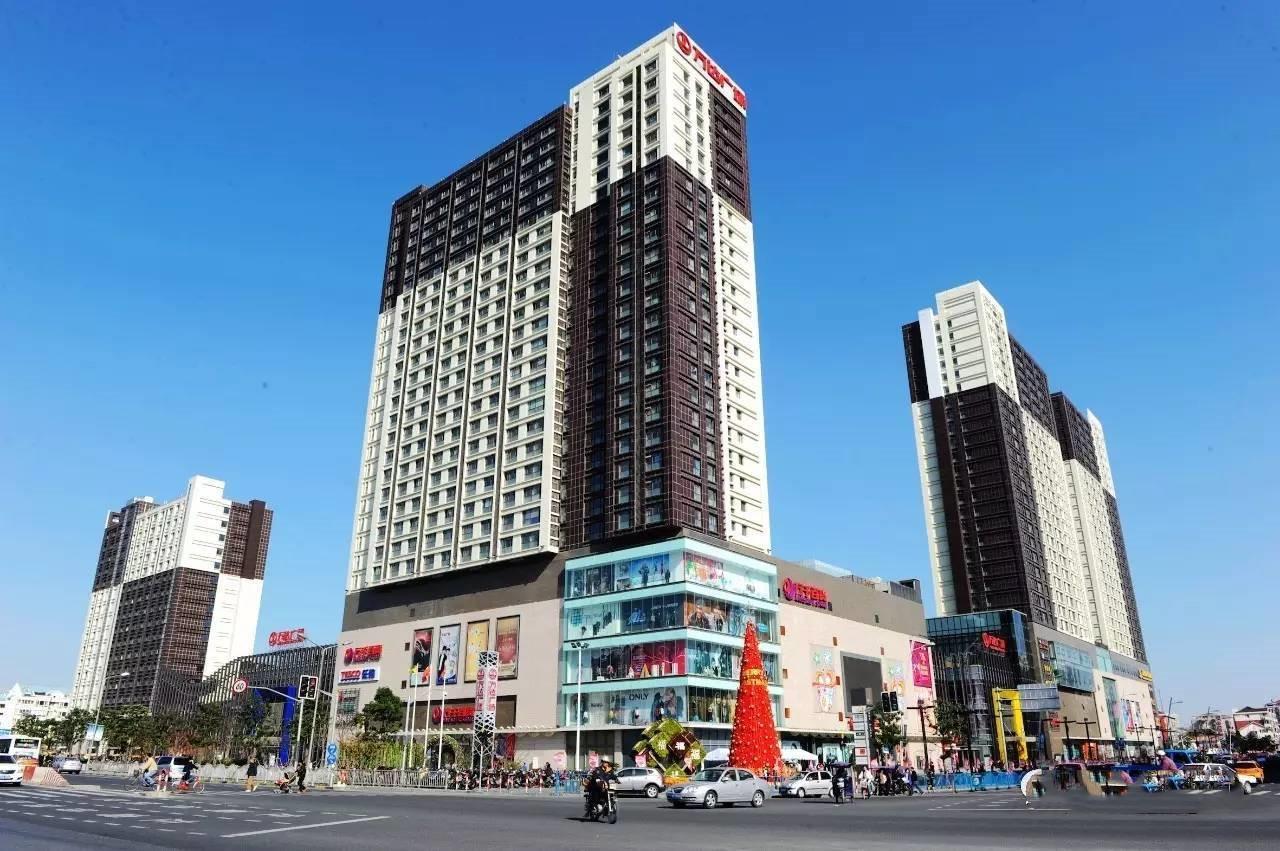 周浦万达广场