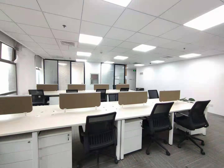 高登金融大厦出租325平写字楼精装修带家具